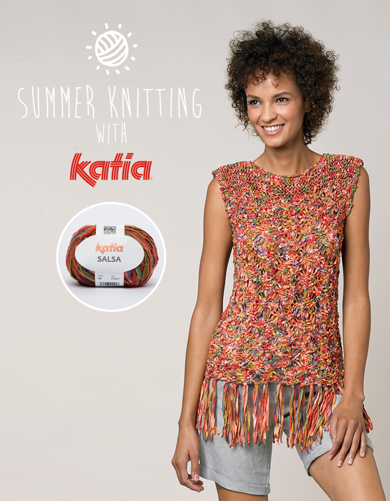 10 Knit And Crochet Fashion Trends For Summer 2016katia