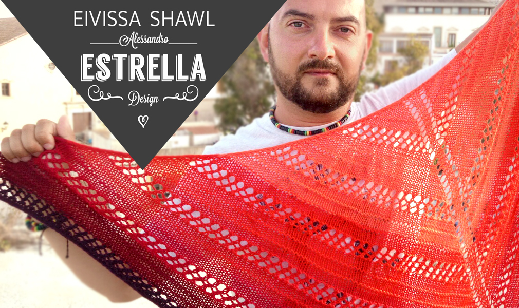 Eivissa Shawl