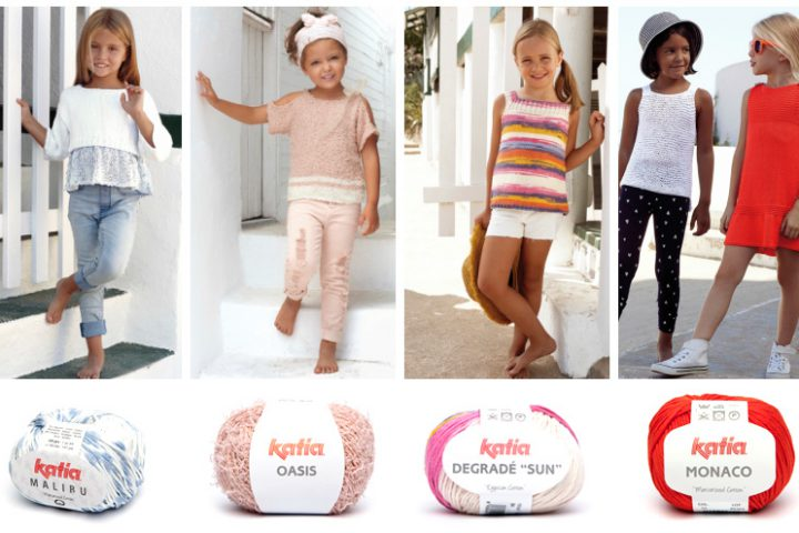 Knit patterns for girls