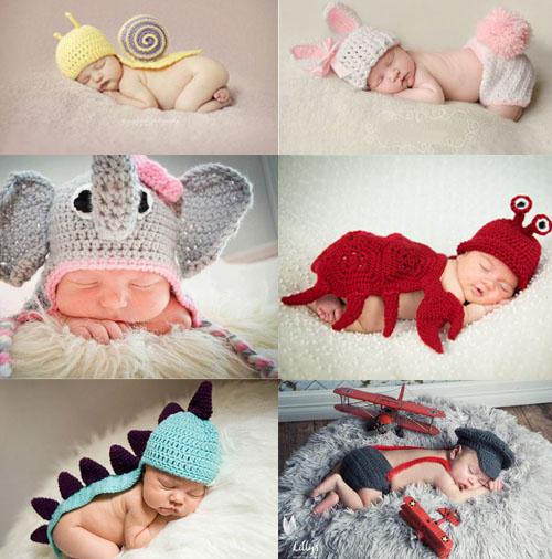 Patrones De Tejidos Para Bebes