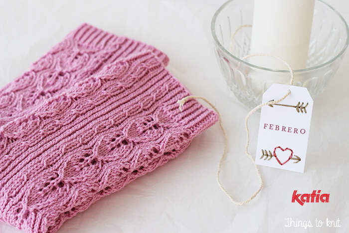 El reto calcetines de febrero lanas katia blog - Como hacer calcetines de lana ...