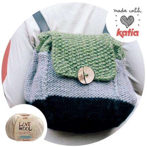 Especial Love Wool: 8 patrones para tejer con amor - Lanas Katia ...