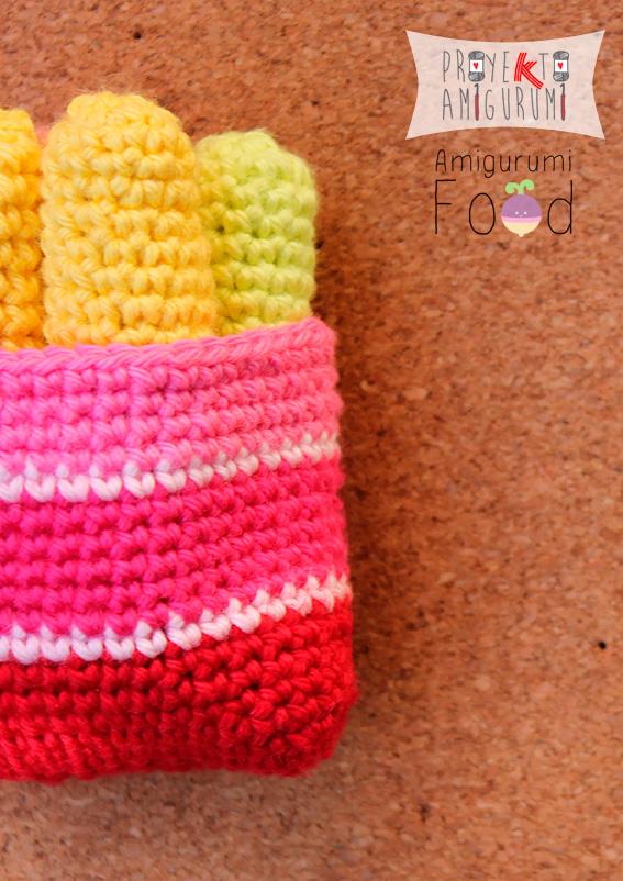 Amigurumi Crochet Food Patterns : Proyekto Amigurumi. Combo by Amigurumi Food