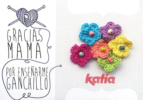 regalos hechos a mano para un Día de la Madre especialLanas Katia