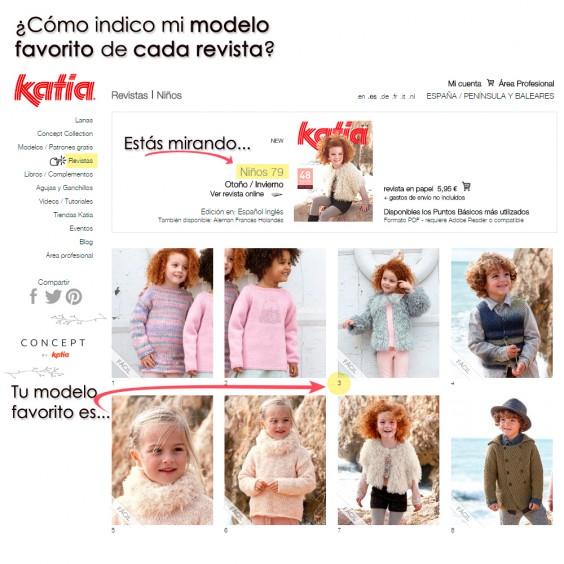 ¿Cuáles son tus modelos favoritos? Responde y entra en el sorteo de nuestras 11 nuevas revistas Otoño - Invierno 2016 / 2017