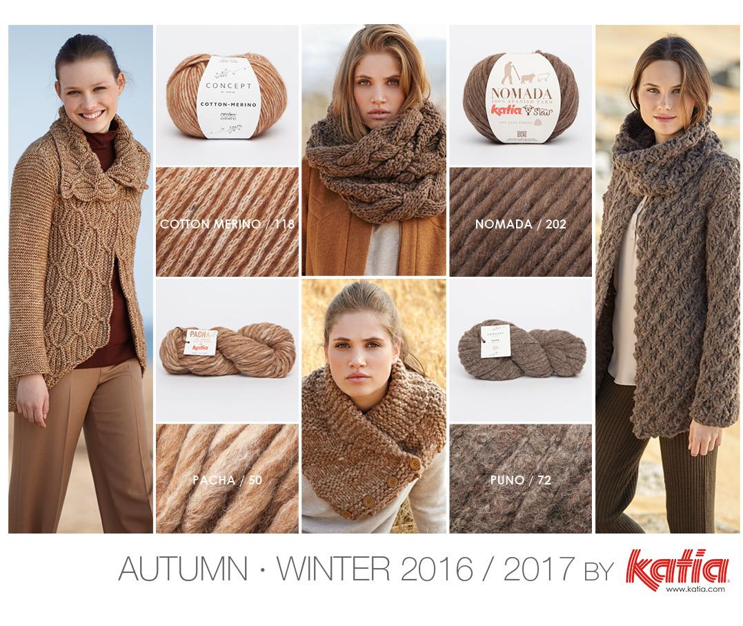 10 Tendencias de moda Otoño - Invierno 2016 / 2017