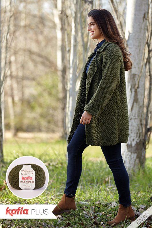 katia-plus-jacket-maxi-merino-size-xl
