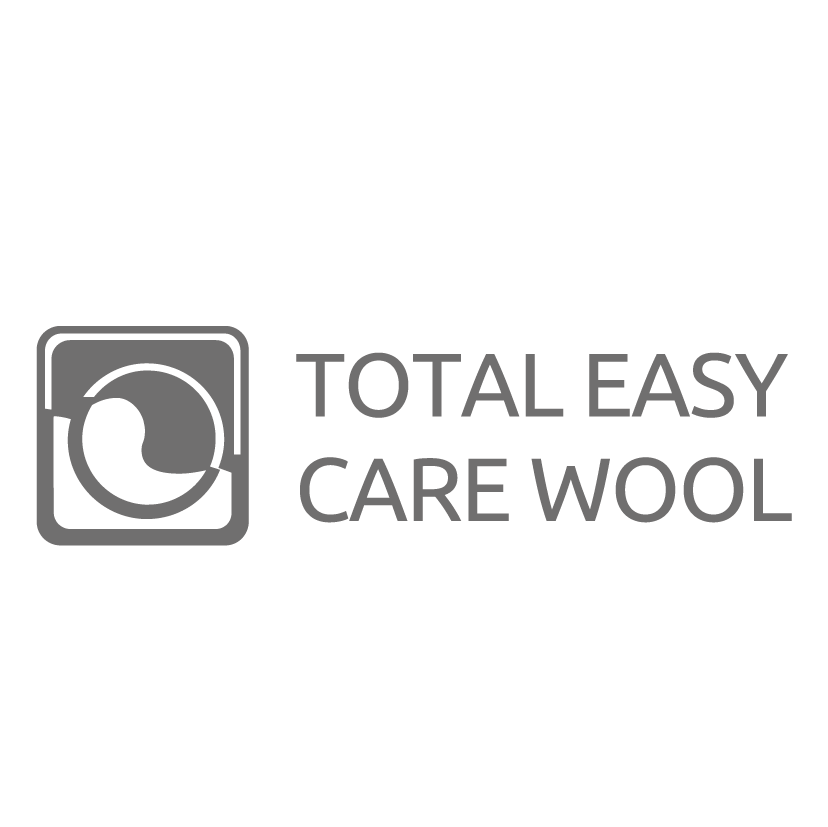 Total easy care of wool