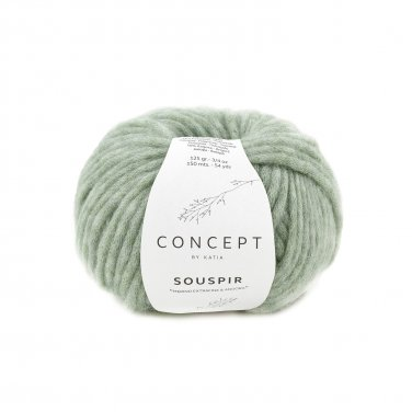 SOUSPIR - Mint green - 73