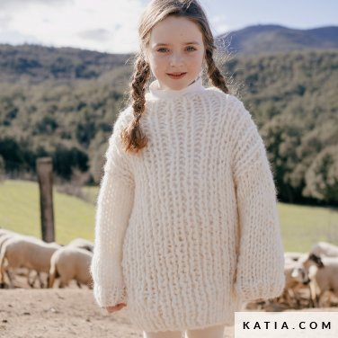 Magazine Beginners Easy Knits 9 | Model 32 (PDF)