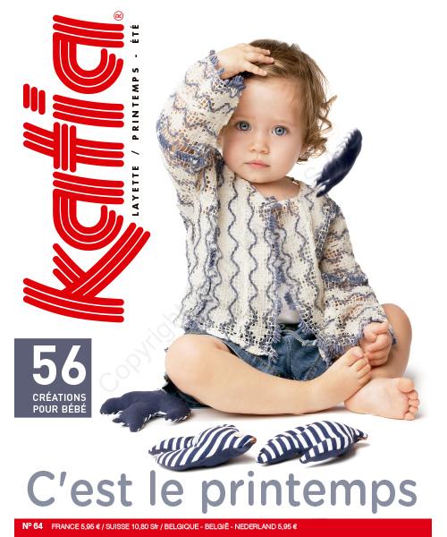 baby tijdschrift van Lente / Zomer van Katia