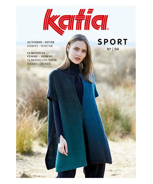 dames tijdschrift van Herfst / Winter van Katia