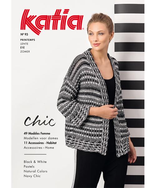 dames tijdschrift van Lente / Zomer van Katia