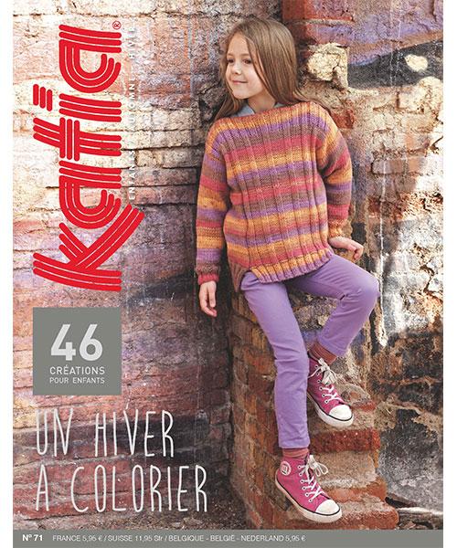 kinderen tijdschrift van Herfst / Winter van Katia