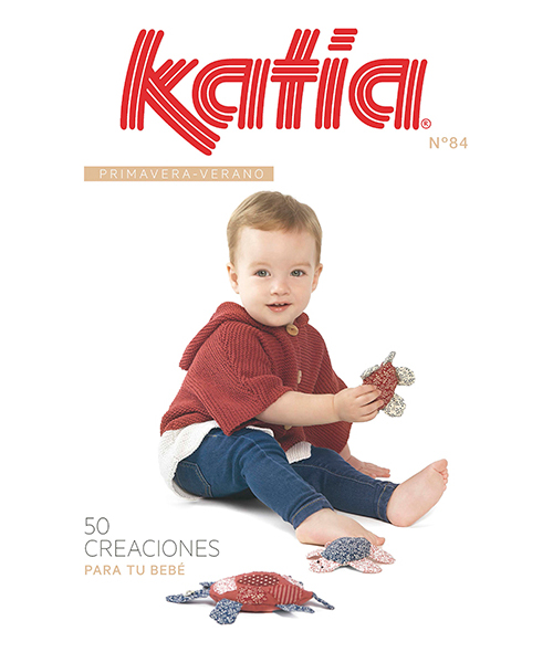 baby book of Spring / Summer from Katia