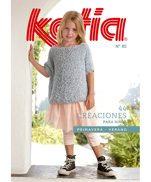 kids book of Spring / Summer from Katia