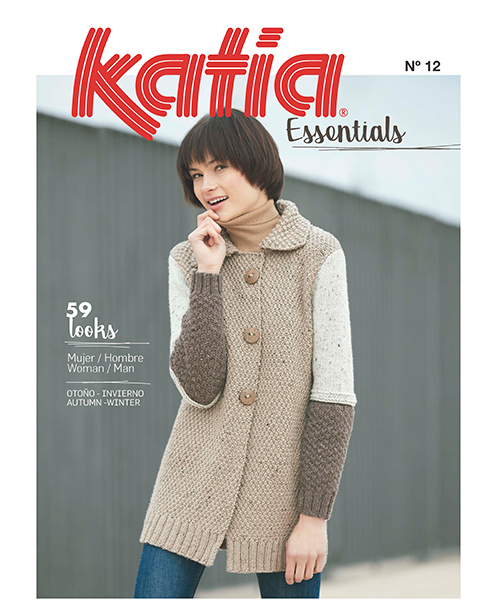 woman book of Autumn / Winter from Katia