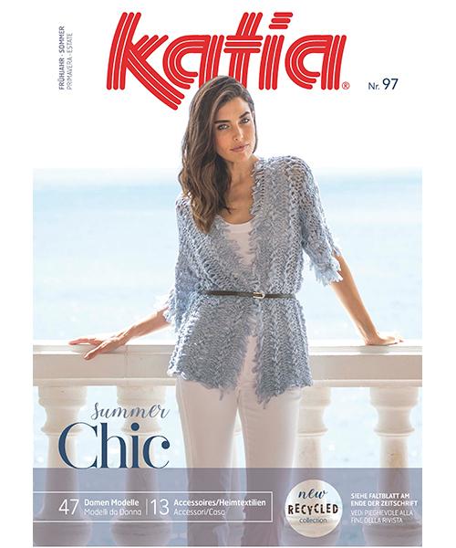 damen Heft von Frühjahr / Sommer von Katia