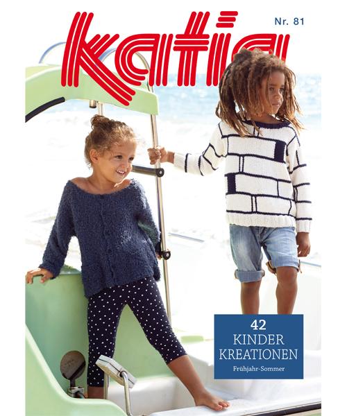 kinder Heft von Frühjahr / Sommer von Katia