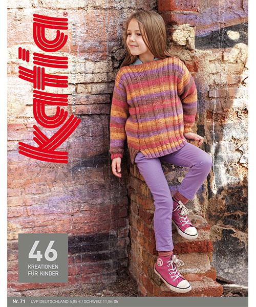 kinder Heft von Herbst / Winter von Katia