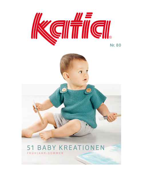 Rivista bebè di Primavera / Estate da  Katia