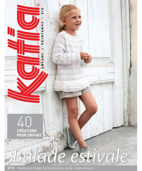 Catalogue enfant de Printemps / Été de Katia