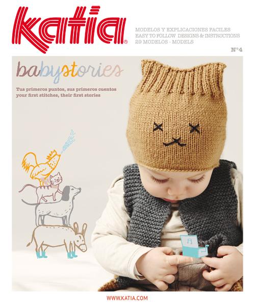 Revista bebé de Otoño / Invierno de Katia