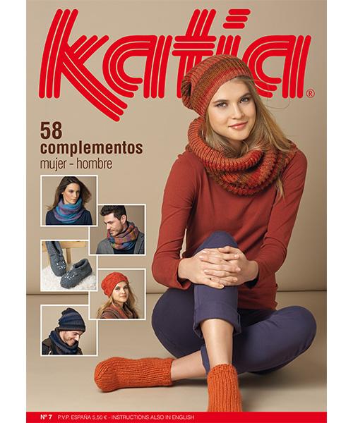 Revista mujer de Otoño / Invierno de Katia