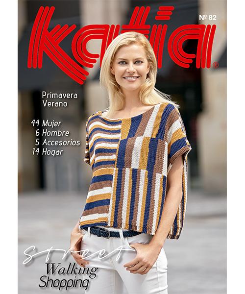 Revista mujer de Primavera / Verano de Katia