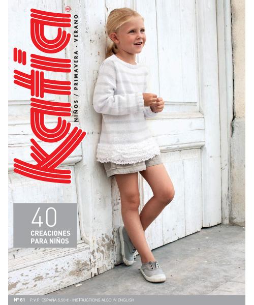 Revista niños de Primavera / Verano de Katia