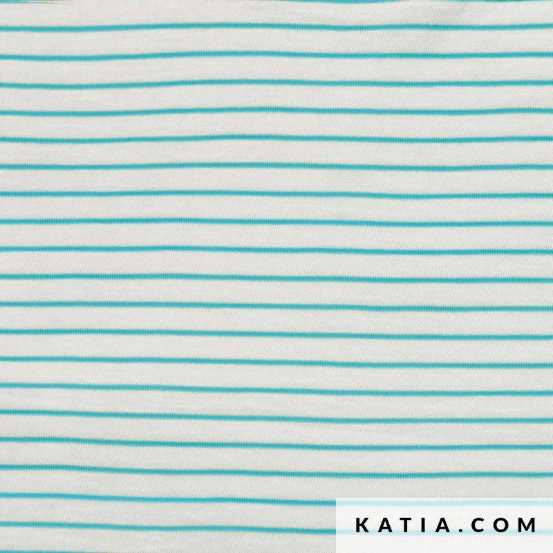 Stripes Aqua