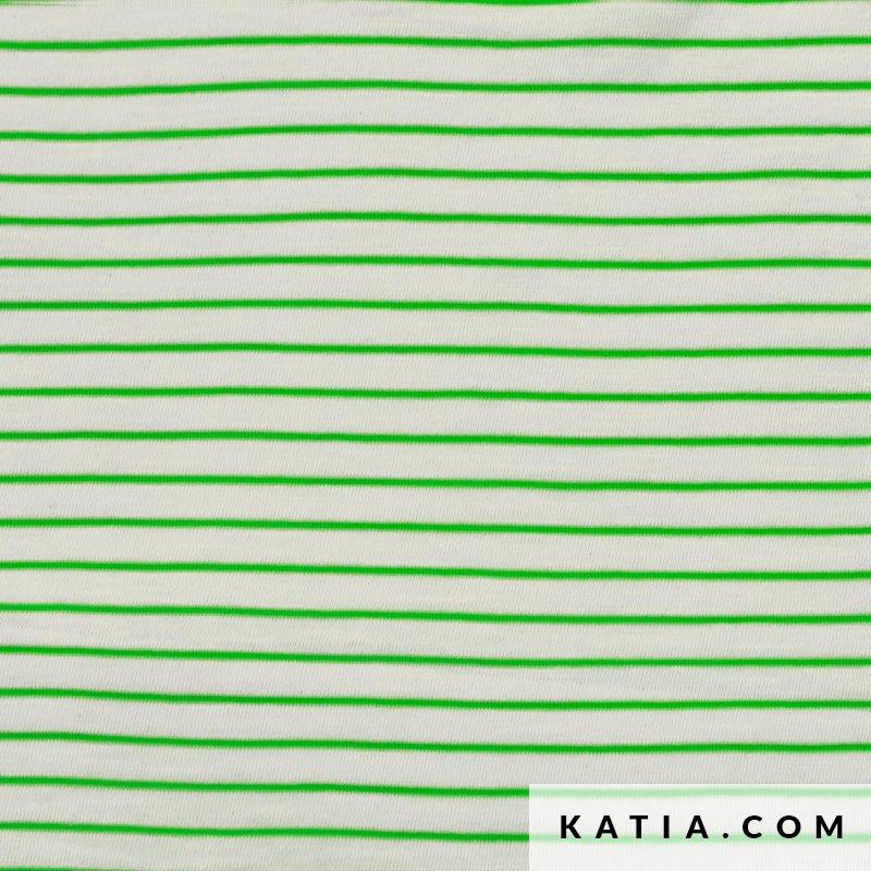 Stripes Green Fluor