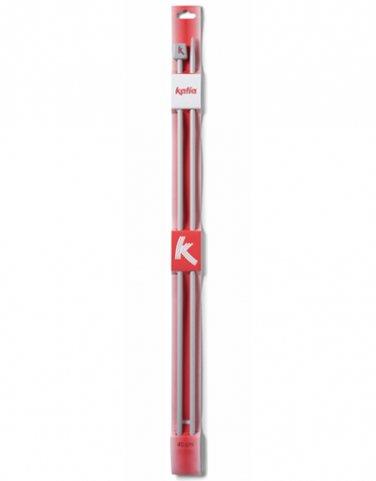 Aiguilles en aluminium 40 cm nº 7 de Katia