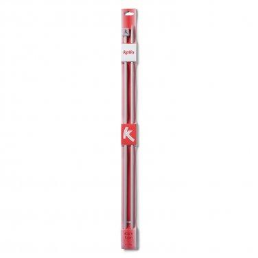 Aluminium Needles 40 cm Nr. 2 from Katia