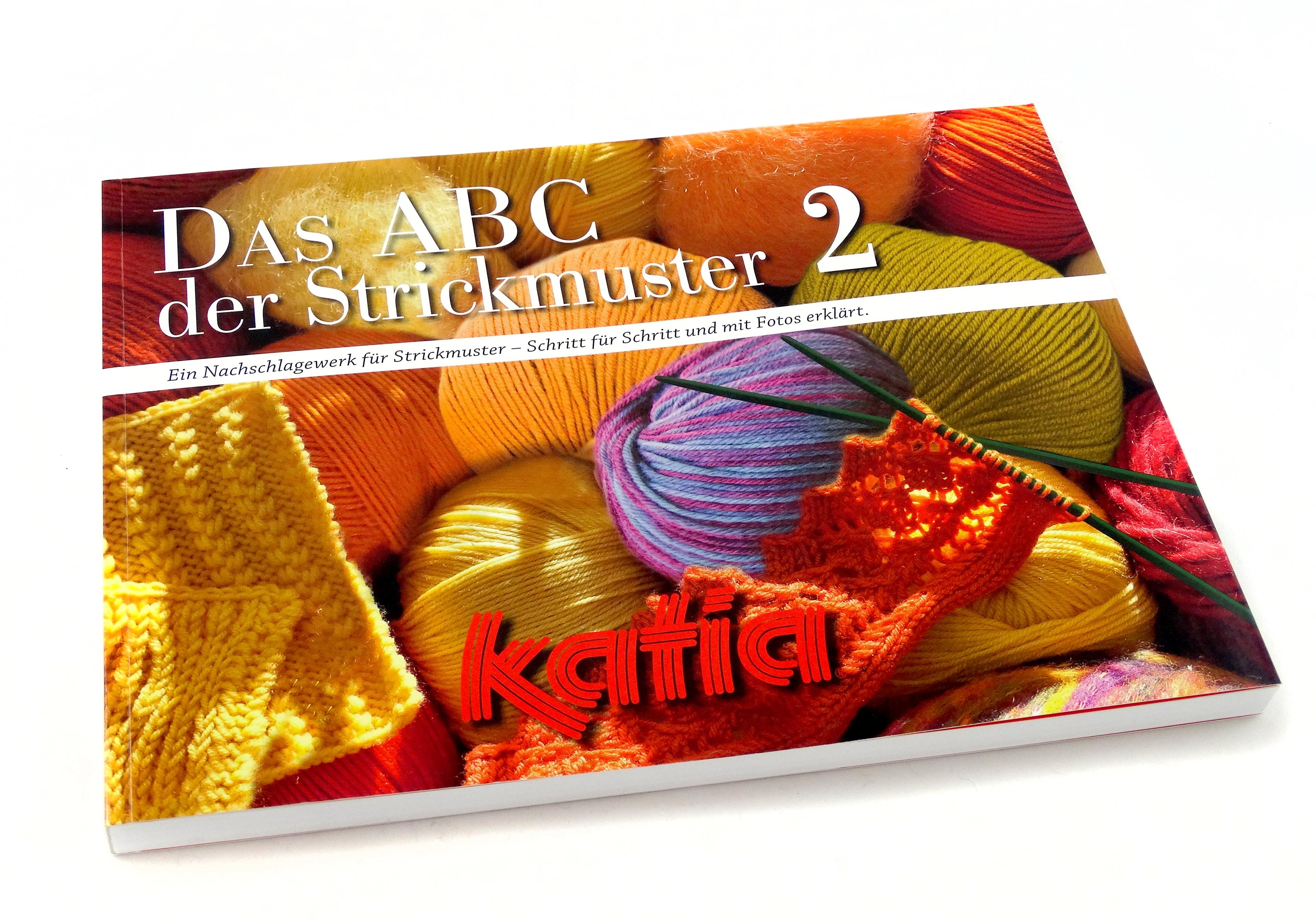 Das ABC der Häkelmuster Archivos - Katia Garne - Blog
