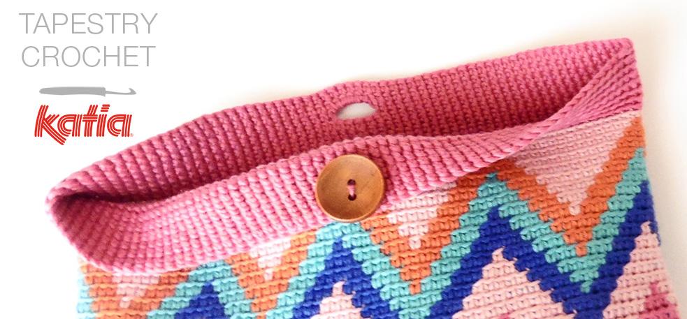 Lerne Tapestry Häkeln Mit Uns Video Und Einfache Anleitung Für Ein