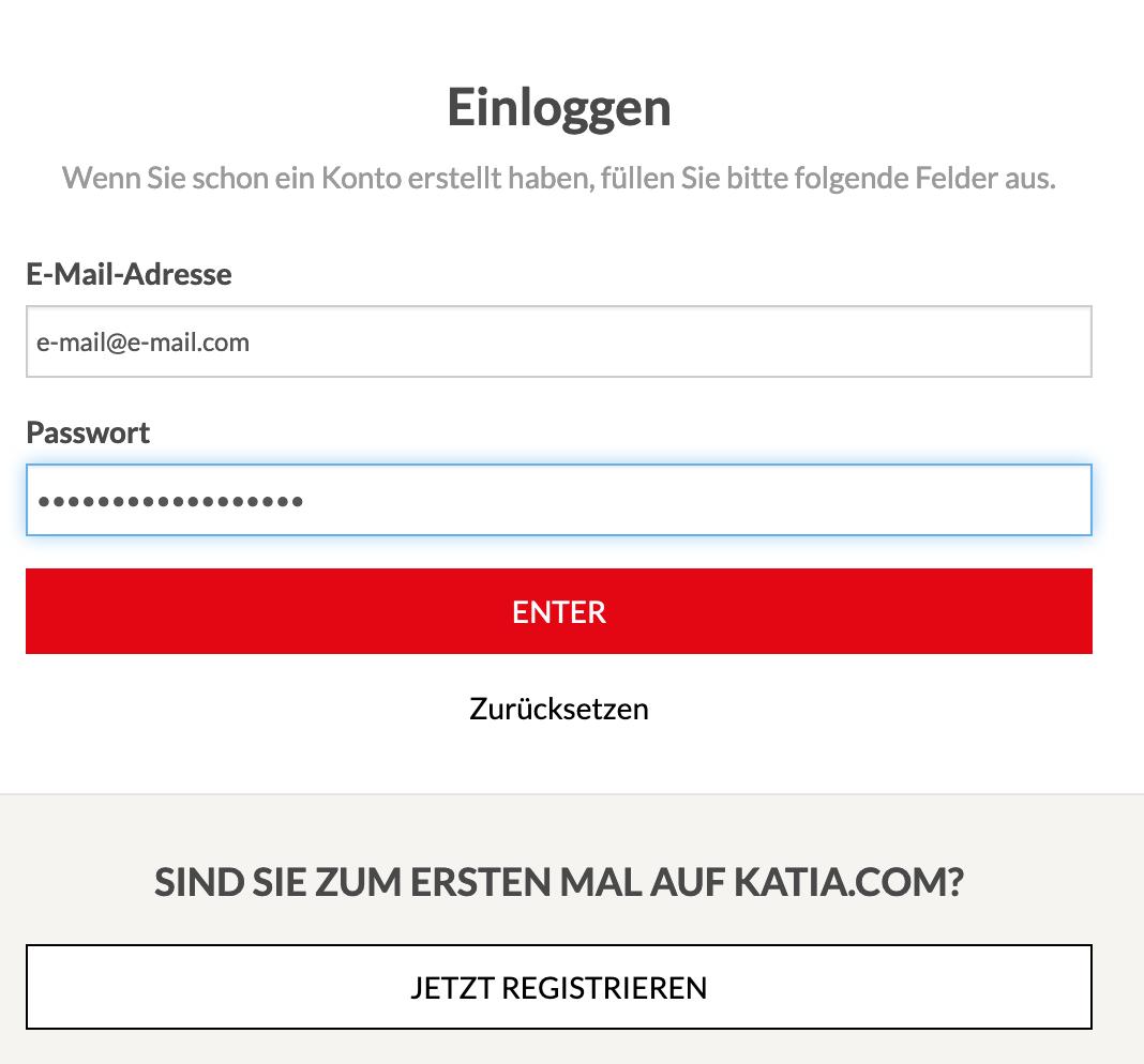 KatiaShop-Garne-Stoffe-online-kaufen-Login