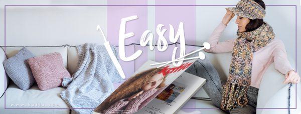 Stricken Und Häkeln Lernen Mit Easy Knits 39 Einfache Designs Für