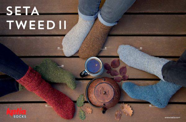 Katia-Socks-Seta-Tweed-II