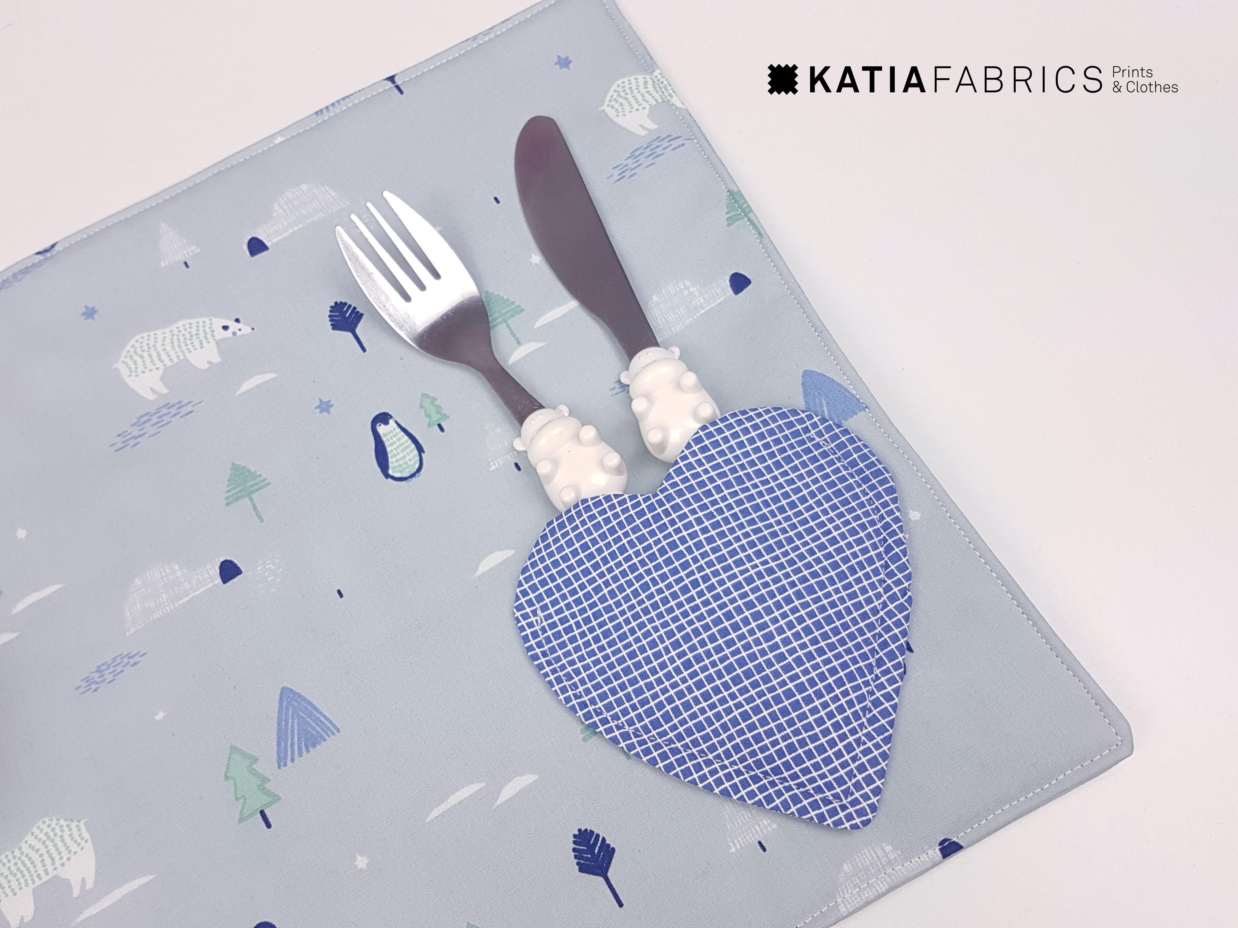 KatiaFabrics-Tischset