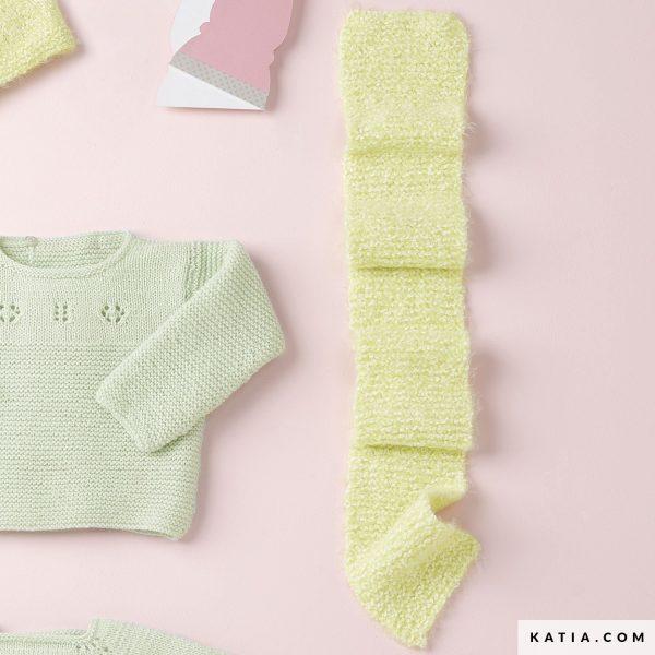 Katia-Mützen-Schals-stricken-Baby