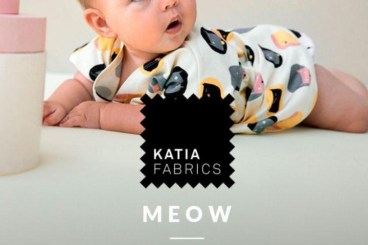 Katia Fabrics Frühjahr-Sommer 2019-neue Kollektion-Stoffe-Neuheiten