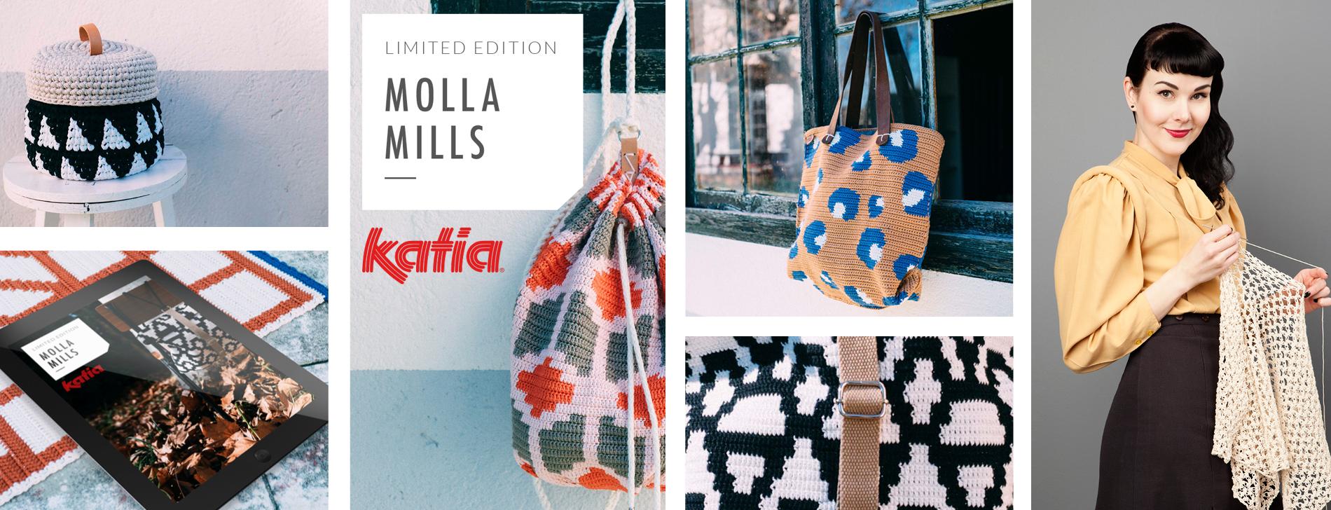 Molla Mills-Katia-exklusiv-limitied edition