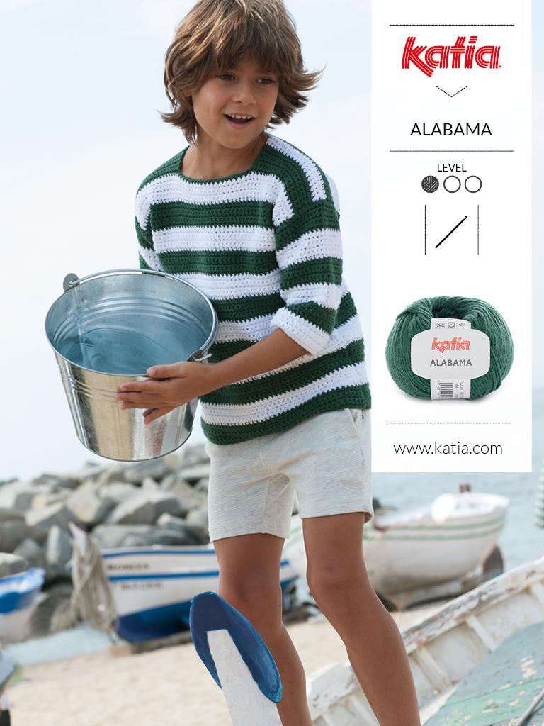 Häkeln-Sommertrends-für-Kinder-Marine-Pulli