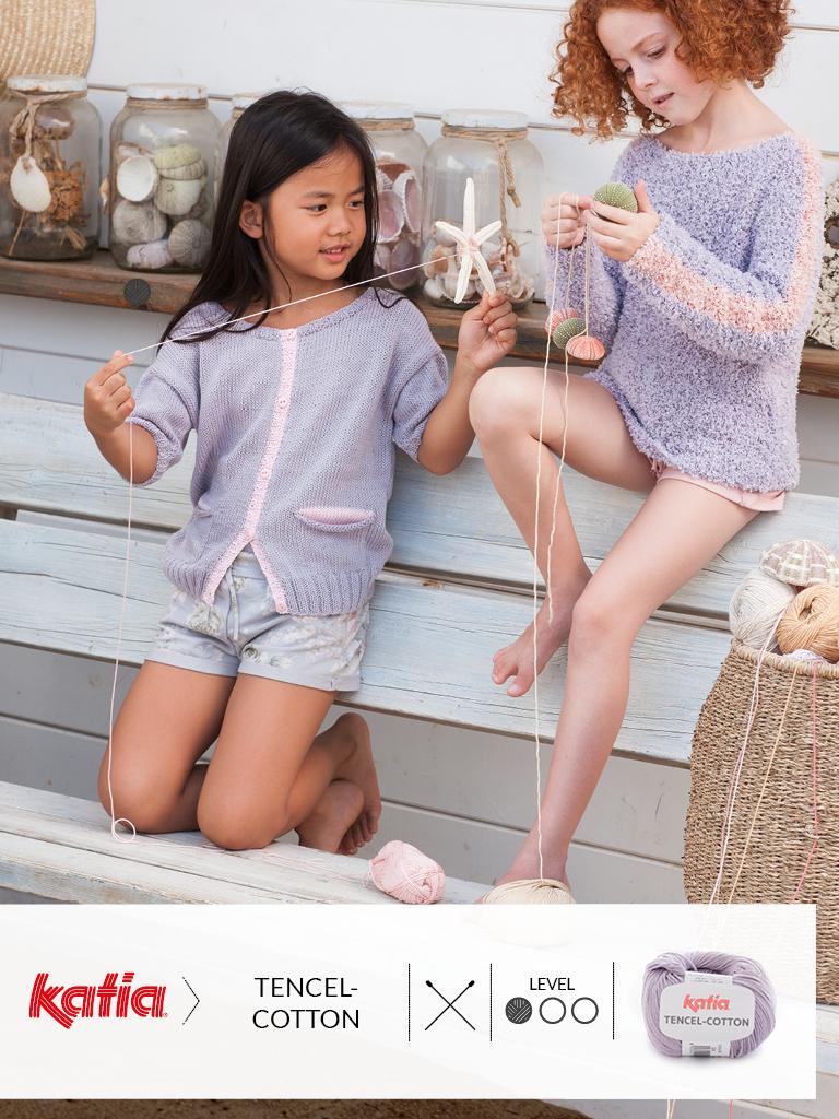 Stricken-Sommertrends-für-Kinder-Pastell-Jacke