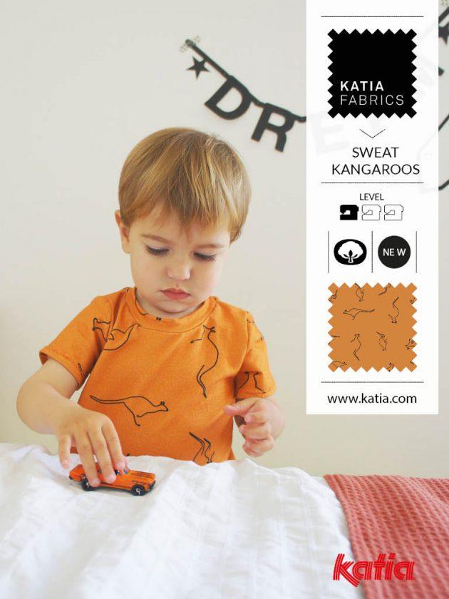 Mama-sein-und nähen-T-Shirt-Kinder-Schnittmuster