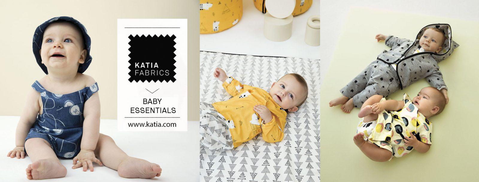 Essentials-Baby-Nähen-Strampler-Body-Set