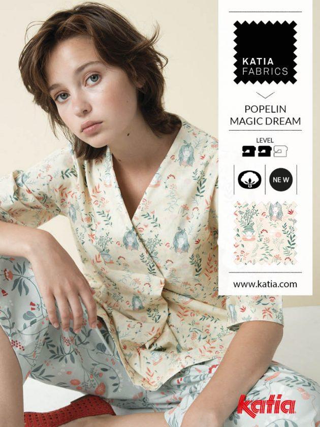 Schnittmuster-für-Damen-Nähen-Bluse-Kimono
