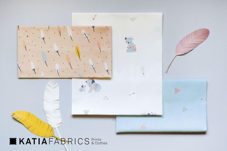 Katia-Fabrics-Stoffe-Druckstoffe-Tiermotive-Koala
