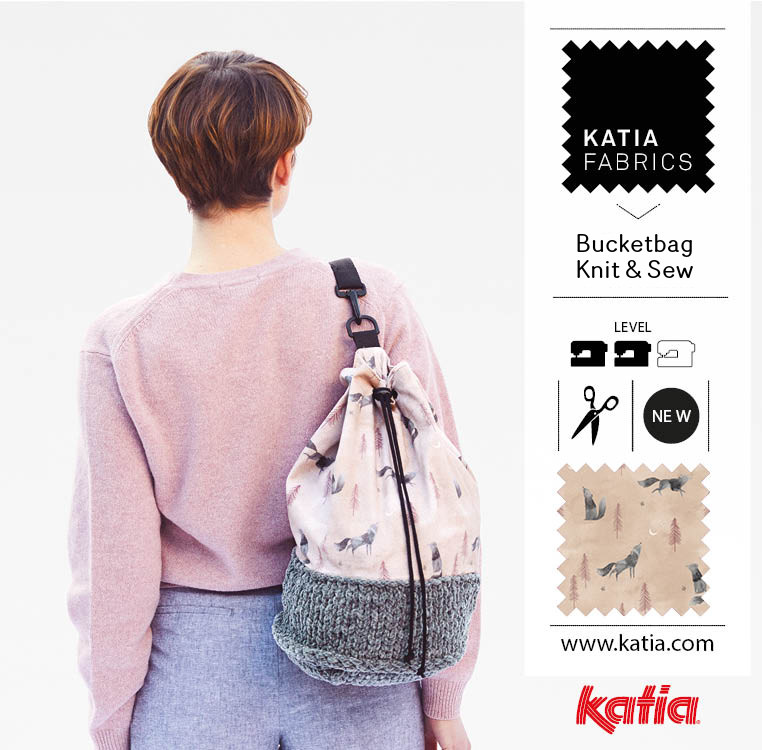 Stoffe-und-Garne-kombinieren-Stricken-Nähen-Bucketbag-Rucksack